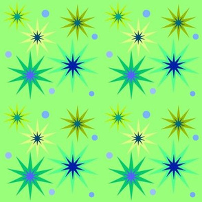 Greeny stars