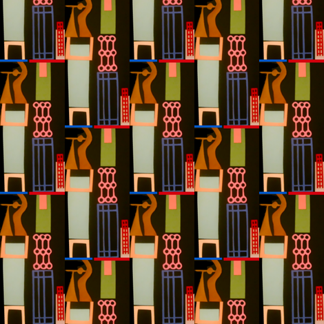 FLW        fabric by boris_thumbkin on Spoonflower - custom fabric