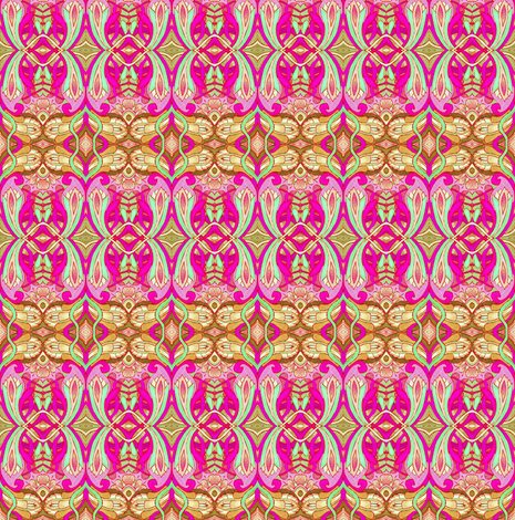 March of the Confused Paisleys fabric by edsel2084 on Spoonflower - custom fabric