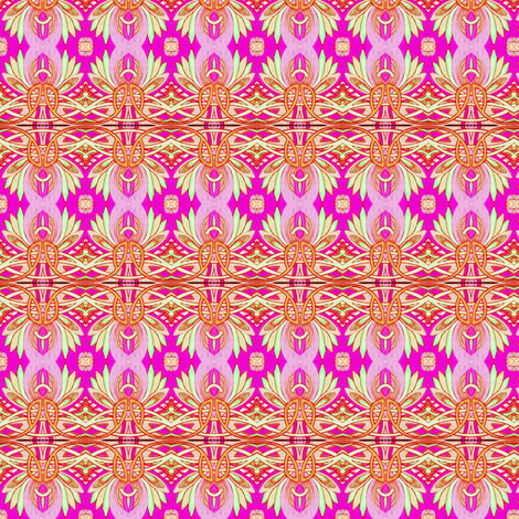 Mango Tango fabric by edsel2084 on Spoonflower - custom fabric