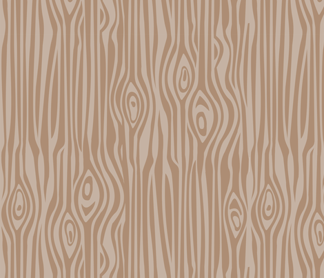 Mod Grain - Browns fabric by thirdhalfstudios on Spoonflower - custom fabric