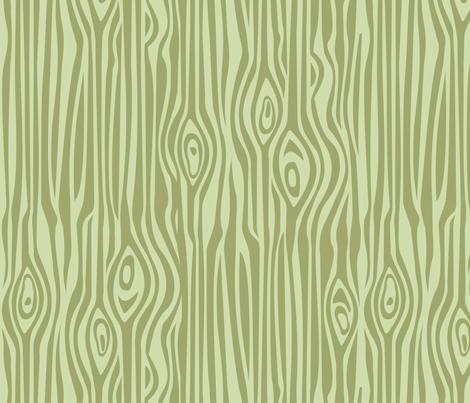 Mod Grain - Greens fabric by thirdhalfstudios on Spoonflower - custom fabric