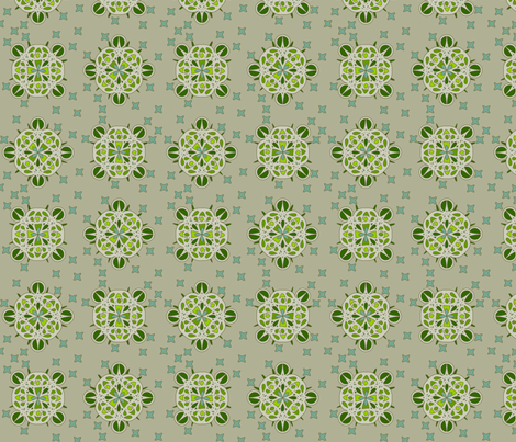 © 2011 spikeyberry2 fabric by glimmericks on Spoonflower - custom fabric