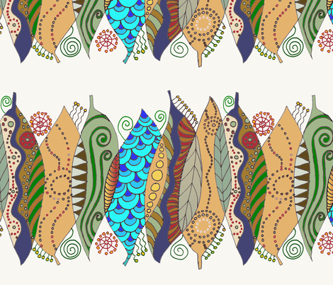 my country  fabric by wiccked on Spoonflower - custom fabric