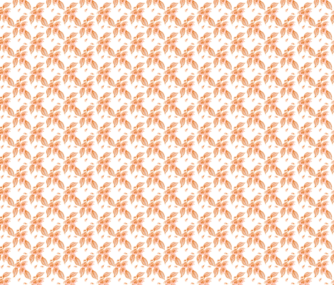 Roses Dainty Soft print fabric by joanmclemore on Spoonflower - custom fabric