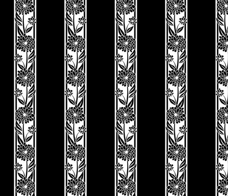 Rspanish_floral_stripe_whiteblack_shop_preview