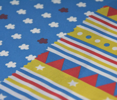 Circus fun for little one! - Stripes