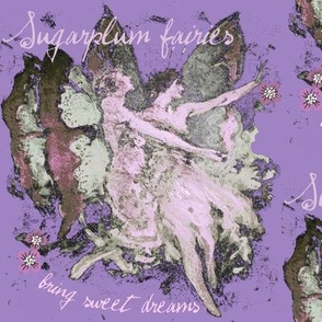 Sugarplum fairies # 3 / dreams