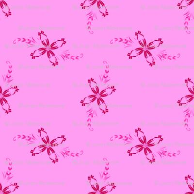 Antique pinked