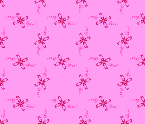 Antique pinked fabric by joanmclemore on Spoonflower - custom fabric