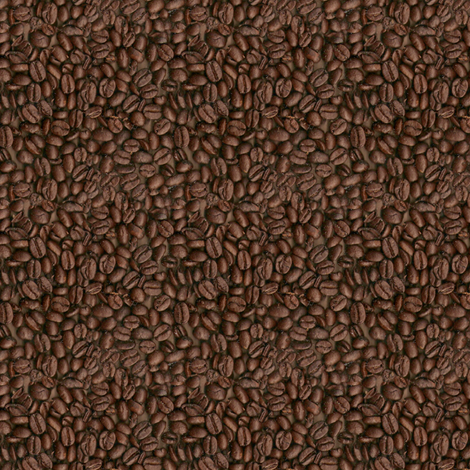Small Beans fabric by trafficjamas on Spoonflower - custom fabric