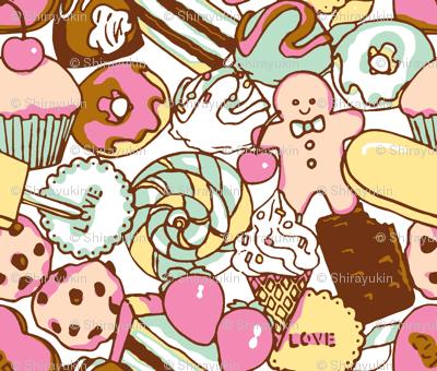 Sugar Galore (Pastel)