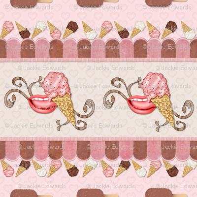 Lick-a-licious Ice Cream