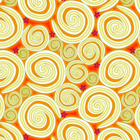 © 2011 its so magical fabric by glimmericks on Spoonflower - custom fabric