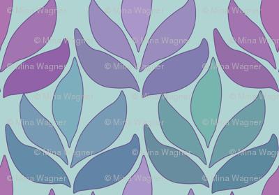 Leaf_Texture_fabric_lg-multi-SEAFOAM