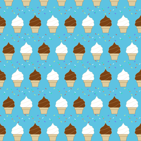 choc tops fabric by gbert on Spoonflower - custom fabric