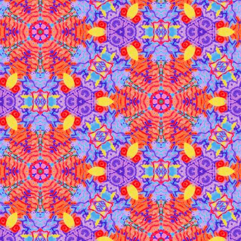 sun flowers fabric by heikou on Spoonflower - custom fabric