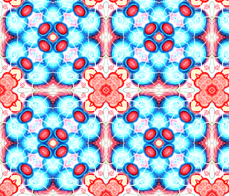 colour and fun fabric by heikou on Spoonflower - custom fabric
