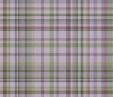 The Madness of Emily's Plaid fabric by peacoquettedesigns on Spoonflower - custom fabric