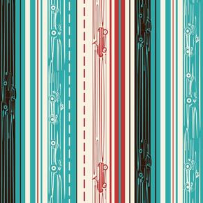 Lil' Racing Stripes