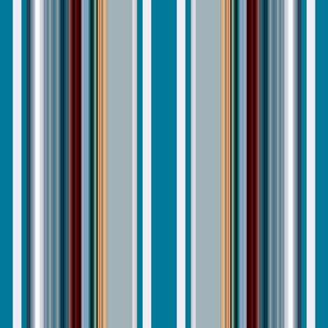 Gone Fishing / stripe fabric by paragonstudios on Spoonflower - custom fabric