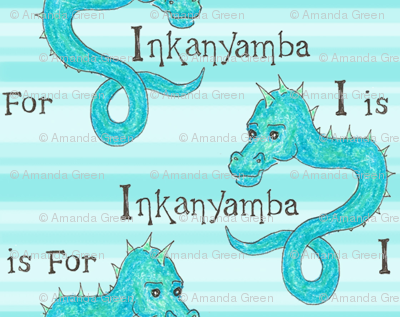 I is for Inkanyamba
