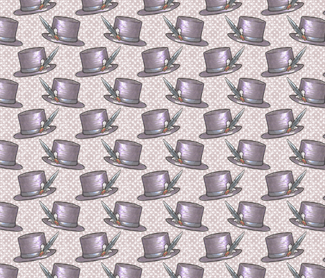 Chytosideron's Hat fabric by siya on Spoonflower - custom fabric