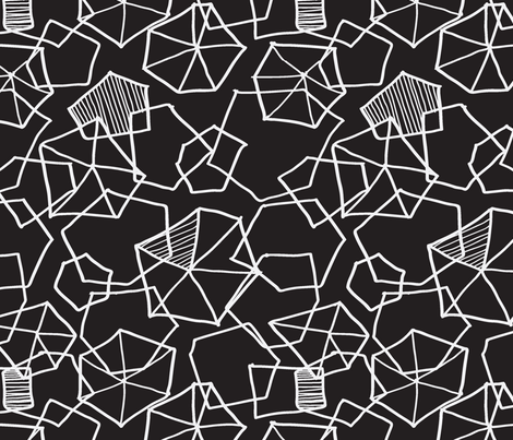 Sketch Box fabric by dettoza on Spoonflower - custom fabric