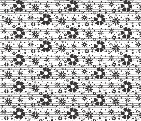 flower child fabric by myfavoritebug on Spoonflower - custom fabric