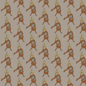 Brown Satyr