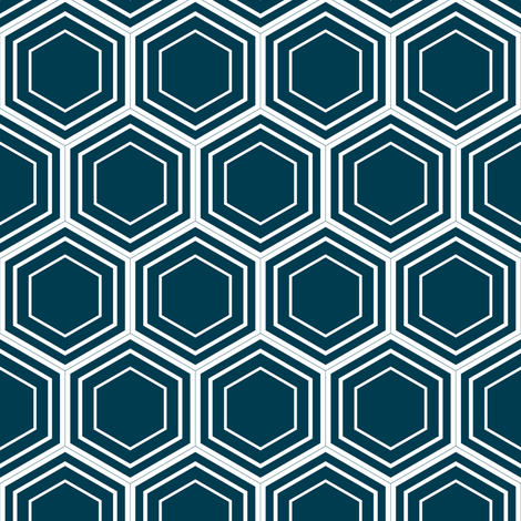 honeycomb (navy)
