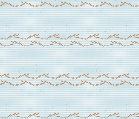 maroochy_stripe fabric by wiccked on Spoonflower - custom fabric