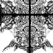 Rpattern-b_w-angel_and_roses-2_shop_thumb