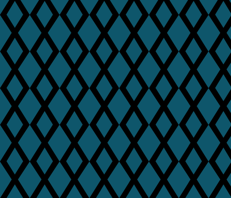XXblue fabric by wiseideastudios on Spoonflower - custom fabric