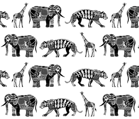 graphic zoo