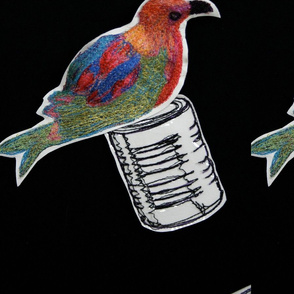 Can of Birds
