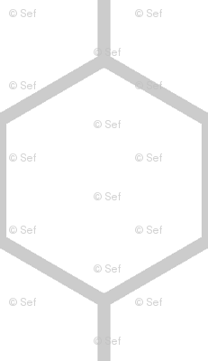 inch hex (vertex)