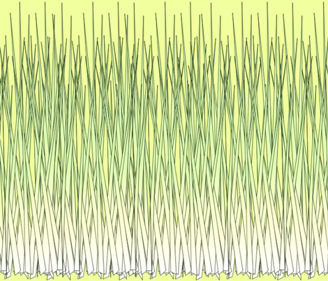 © 2011 lemongrass-large fabric by glimmericks on Spoonflower - custom fabric