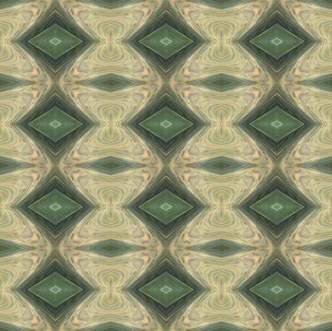 I Dream of Greenie fabric by susaninparis on Spoonflower - custom fabric