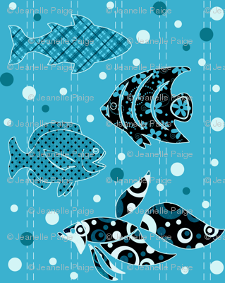 Funky Fishies