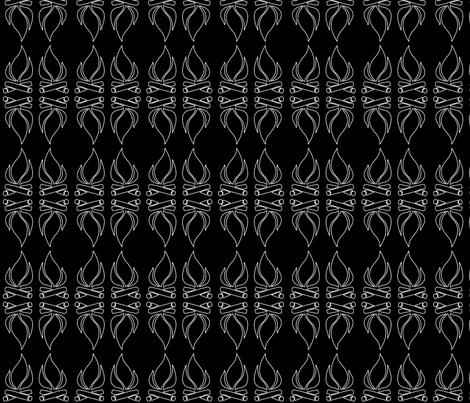 Campfire fabric by korinthia_howland on Spoonflower - custom fabric