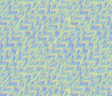©2011 Flow Pastel fabric by glimmericks on Spoonflower - custom fabric