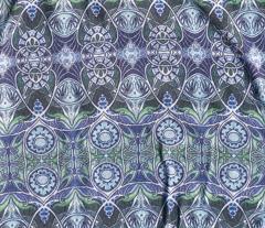 Victorian Gothic (blue/green)