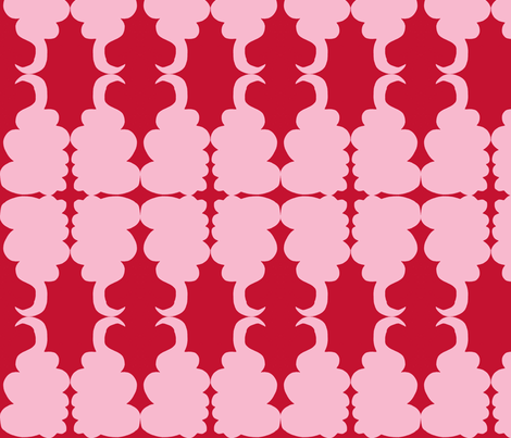 Alhambra Cream fabric by boris_thumbkin on Spoonflower - custom fabric