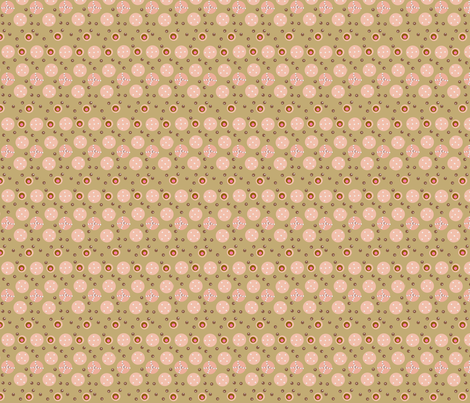 Yummy dots fabric by paragonstudios on Spoonflower - custom fabric