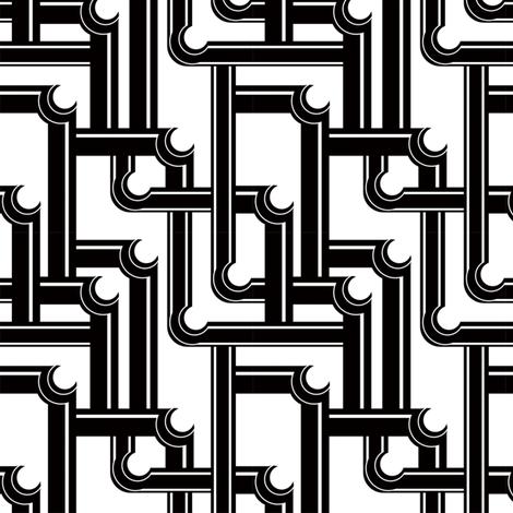 Pipes_rev_01 fabric by verminbury on Spoonflower - custom fabric