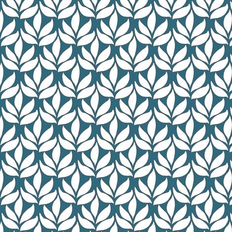 leaf-texture-wht-DKBLTEAL