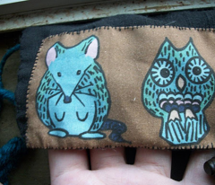 A Mouse and an Owl I.