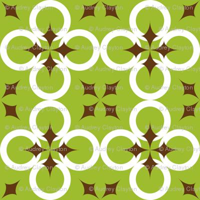 Green Mod Circle