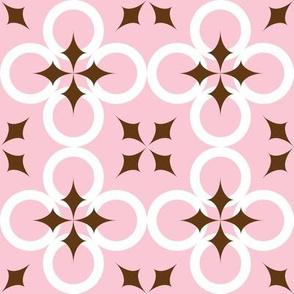 Pink Mod Circle